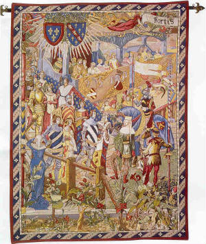 marie de frances lanval Lanval is one of the lais of marie de france written in anglo-norman, it tells the  story of lanval, a knight at king arthur's court, who is overlooked by the king,.